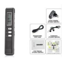 Buy cheap Digital Voice Recorder Digital Voice Recorder Voice Activated Recording Metal Design 4GB from wholesalers