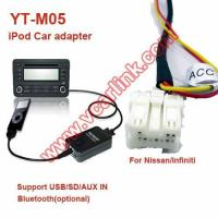 Buy cheap iPod Car Adapter YT-M05 Yatour iPod car kit for Nissan/Infiniti(YT-M05-NIS) from wholesalers