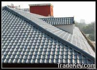 Buy cheap Resistance Against Lashes Villa Roofing Tile from wholesalers