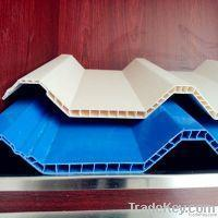Buy cheap PVC ColorFul Hollow Sheet from wholesalers