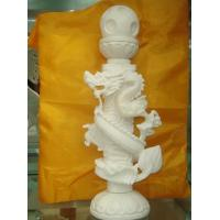 Buy cheap White marble sculpture White marble sculpture of JX-012 from wholesalers
