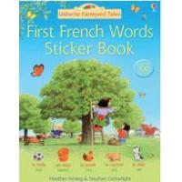 Buy cheap Usborne Books First French Words Sticker Book from wholesalers