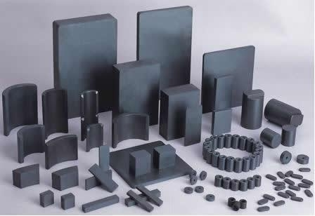 Quality Hard Ferrite Magnets for sale