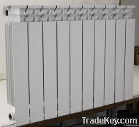 Buy cheap Die-casting Aluminum Radiator Die-casting Aluminum Radiator from wholesalers