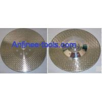 Buy cheap Cutting Electroplated blade series from Wholesalers