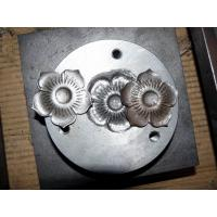Buy cheap Wrought Iron machines and moulds Product name:wrought iron stamping moulds from wholesalers