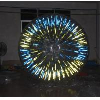 Buy cheap shining zorb ball from wholesalers