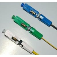 Buy cheap Fiber Optic Fast Connector FAC-SC from wholesalers