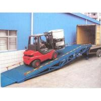Movable Dock Lever Mobile Ramps