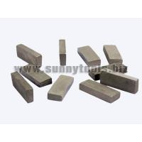 Buy cheap Gang saw segment from wholesalers