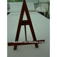 Buy cheap mini wood disply easel from wholesalers