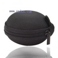 Buy cheap New Hard Carrying Case Pouch Bag For Headphones Earphones from wholesalers