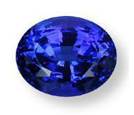 Buy cheap Gemstones Tanzanite Oval 45.10 Carats from wholesalers