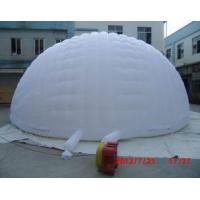 Buy cheap 420D Oxford Cloth Inflatable Dome Camp Tent YHTT-025 Double Stitching Inflatable Tent from wholesalers