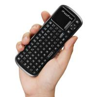 Buy cheap iPazzPort Mini Wireless Keyboard with Smart TV/PC Remote from wholesalers