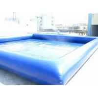 Buy cheap Durable 0.6mm PVC Tarpaulin Inflatable Water Swimming Pool, Paddling Pools YHWP-009 from wholesalers