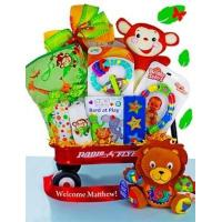 Buy cheap Personalized Baby Baskets from wholesalers
