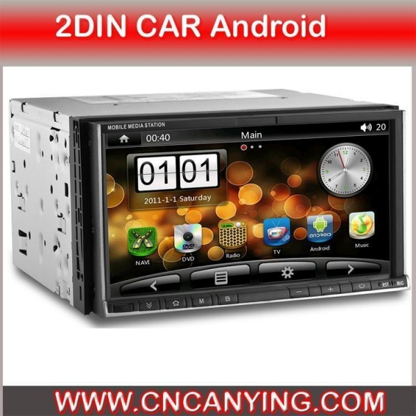 2DIN CAR Android Car PC(CY-7043)