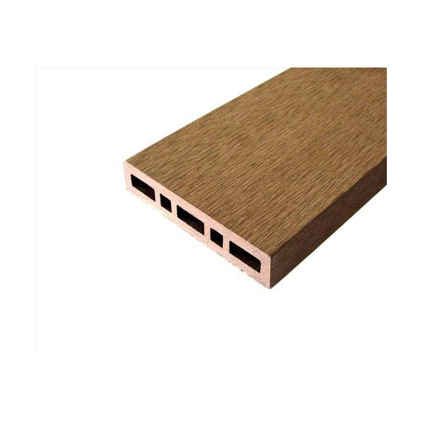 Product product hollow wood plastic flooring product for Plastic wood flooring