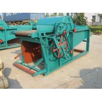 Textile recycling rag opening machine