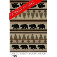 Buy cheap Big Bear Rug 5' x 8' (5'3 x 7'2) from wholesalers