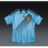 Buy cheap 2012/2013 soccer jersey Spain away jersey from wholesalers