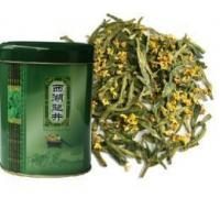 Buy cheap Osmanthus Longjing Tea (Flavored Tea) from wholesalers