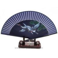 Buy cheap High quality bamboo fan series from wholesalers