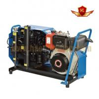 Buy cheap HL-MCH 16 DY Products Petrol (Diesel) Stationary High Pressure Air Compressor from wholesalers