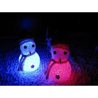 Buy cheap Holiday Crafts Product name:Snowman Light EVA Christmas Gift from wholesalers