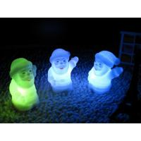 Buy cheap Holiday Crafts Product name:Santa Claus Christmas LED Light from wholesalers