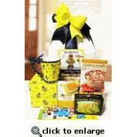 Buy cheap Get Well Gift Basket Bee Well Soon! from Wholesalers