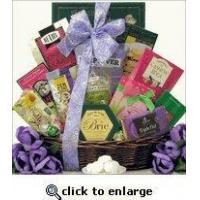 Buy cheap Gift Basket for a Woman Indulge and Delight from wholesalers
