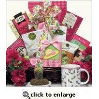 Mother's Day Gift Baskets - Warm Thoughts Coffee 2013