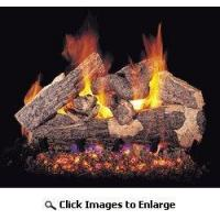 Buy cheap Real Fyre Rugged Split Oak Complete Gas Log Set 18 Inch Inch Natural Gas / Propane Vented from wholesalers