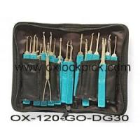 Buy cheap High Quality KLOM 30 Pin Lock Pick New Modle Pick Set S&H-30pcs Locksmith Tools from wholesalers