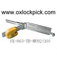 Buy cheap Smart 2 in 1 Auto Lock Pick Tool Smart Auto Lock Picking Tool HU92 from wholesalers