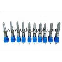 Buy cheap Lock Pick Tool Lock Pick Set Weileis Bits Set for Auto Cars from wholesalers