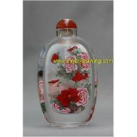 Buy cheap Wealth Map inside painted snuff bottle from wholesalers