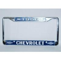 Buy cheap 58-70 IMPALA 58 CHEVY IMPALA CHROME LICENSE PLATE FRAME from wholesalers