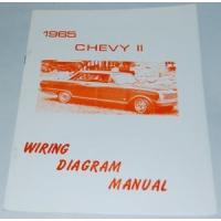 Buy cheap 64-74 NOVA 65 CHEVY NOVA ELECTRICAL WIRING DIAGRAM MANUAL from wholesalers