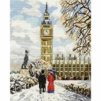 Buy cheap Cross Stitch & Tapestry Houses of Parliament, a counted cross stitch kit by DMC, BK1181 from wholesalers
