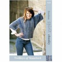 Buy cheap Chunky jumper pattern for Freedom Spirit Chunky - 9128 from wholesalers