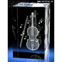 Buy cheap Cello-Square 3D Laser Crystal from wholesalers