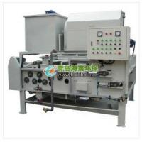 Buy cheap Sludge Dewatering Plant ZNTY series of rotating drum enrichment seek dehydration from wholesalers