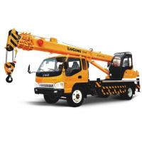 Buy cheap Truck crane QY8A product