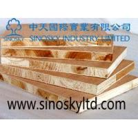 Buy cheap Blockboard Model No: okoume face blockboard from wholesalers