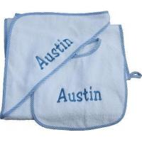 Buy cheap Embroidered Baby Gifts Towel Set from wholesalers