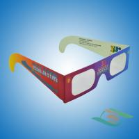 Buy cheap Paper 3D Glasses from wholesalers