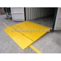 Buy cheap Container ramp Container Loading Ramp from wholesalers